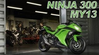 2. Kawasaki Ninja 300 MY13: Spec & Performance