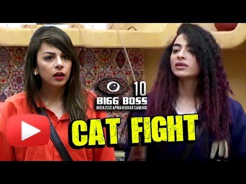 Nitibha ABUSES VJ Bani | Bigg Boss 10 : Day 10 | 2
