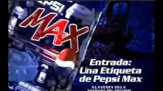 PEPSI - Batalla de las Bandas PepsiMax