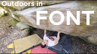 The Gang goes ABROAD by Bouldering Bobat