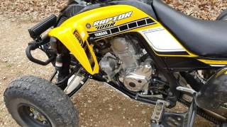6. 2016 Yamaha Raptor 700 SE build Update/Mod list