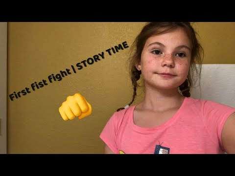 First fist fight 👊 | STORY TIME