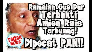 Video Ramalan Gus Dur Terbukti, Amien Rais Dibuang PAN, Prabowo Joget Poco poco MP3, 3GP, MP4, WEBM, AVI, FLV Juni 2019