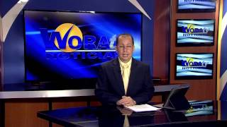 Video thumbnail: WORA-TV Noticias 22 Enero 2014