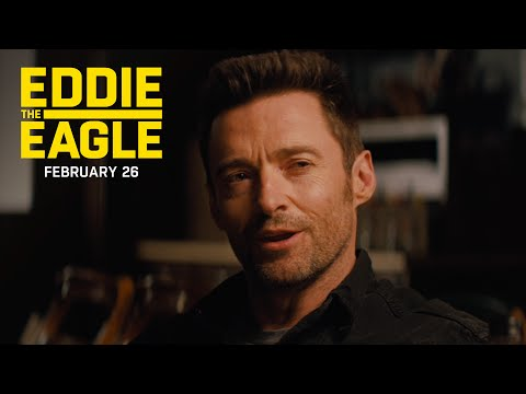 Eddie the Eagle (Clip 'Training Montage')