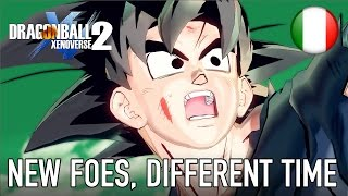 New foes from a different time (Italian Japan Expo Trailer)