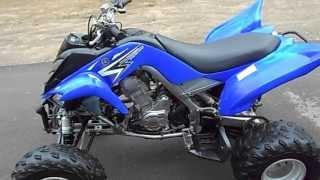 8. 2011 Yamaha Raptor 700R