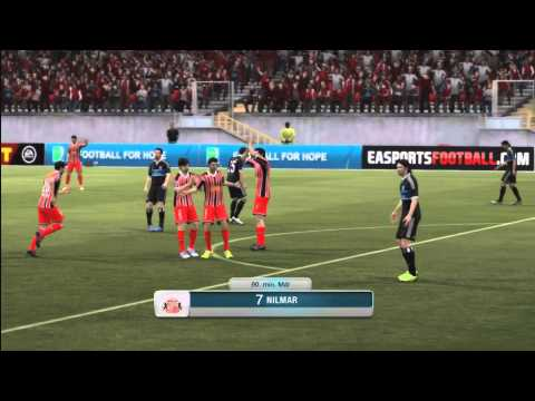 fifa 12 tournament - A great game.