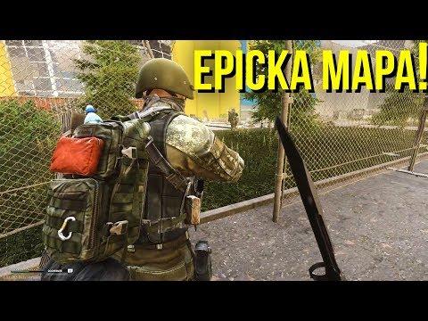 Escape from Tarkov: Walka na tej mapie jest chora - INTERCHANGE (видео)