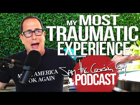 Memorial Day Recipes & Most Traumatic Experience Ever | SAM THE COOKING GUY PODCAST