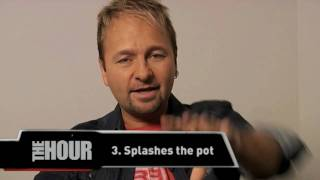 Top 5 Poker Tells With Daniel Negreanu