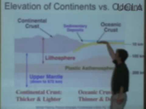 Blue Planet: Oceanography, Lec 3, E & S Sci 15, UCLA