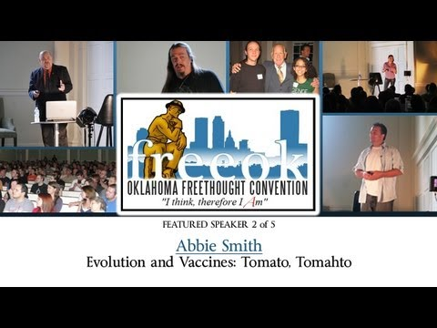 Oklahoma Freethought Convention 2011 (speech 2 of 5) - Abbie Smith