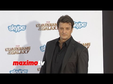 red carpet - Subscribe! http://bit.ly/mrSda2 Most Viewed Video! http://goo.gl/eVarIi CASTLE STAR Nathan Fillion