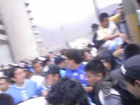 UNIVERSICABRO VS SPORTING CRISTAL (ENTRADA DEL EXTREMO CELESTE) - Extremo Celeste - Sporting Cristal