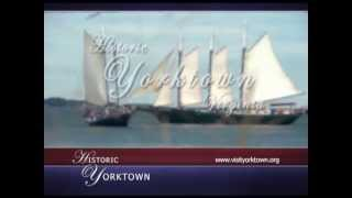Yorktown (VA) United States  city photos gallery : Historic Yorktown | Yorktown, VA | The Vacation Channel