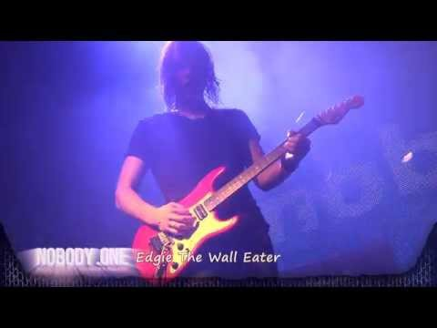 nobody.one - Edgie The Wall Eater. MAAK MY JAS TOUR '15. Москва, клуб ТеатрЪ (25.09.2015) (видео)