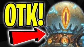 Mecha'Thun Druid is the BEST DECK EVER! | Mecha C'Thun OTK Druid | Boomsday Project | Hearthstone