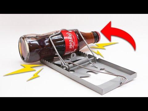 ¡ratonera vs botella! | reto polinesio | los polinesios
