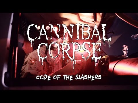 Cannibal Corpse - Code Of The Slashers