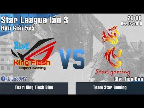 [LIVE] Giải Đấu Star League lần 3: KF Blue vs Star Gaming / Luật BAN PICK Quốc Tế | BLV Tiểu Bảo - Thời lượng: 59 phút.