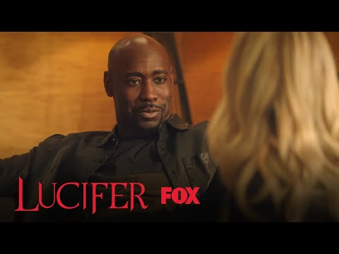Amenadiel Explains Why His Power Is To Slow Down Time | Season 3 Ep. 9 | LUCIFER