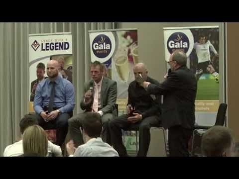 An Evening with the Football Hard Men! Video