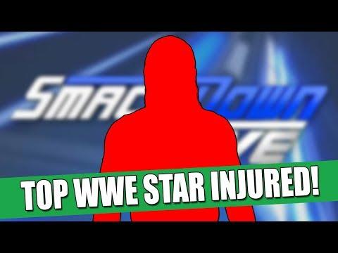 HUGE WWE Star Injured on Smackdown Live!