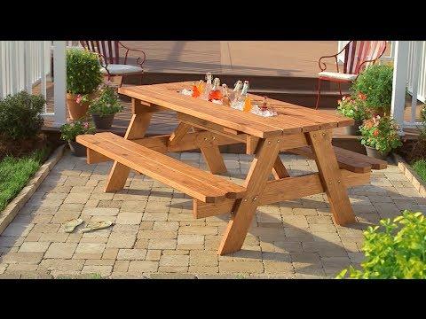 mesa picnic madera videos videos relacionados con mesa