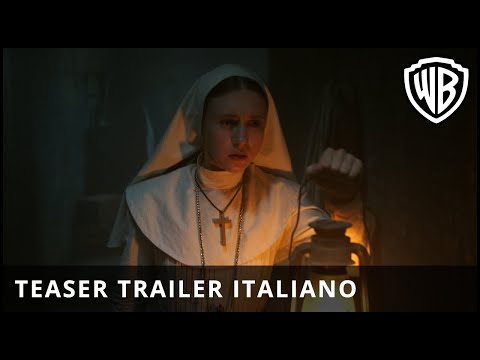 Preview Trailer The Nun, trailer italiano ufficiale dello spinoff di The Conjuring