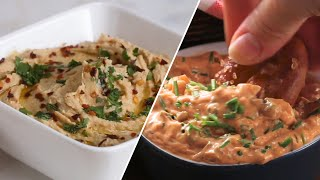 Hearty Dips You'll Want To Eat As Your Main Course by Tasty