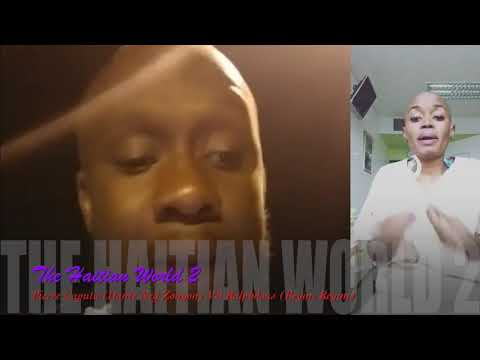 """""""The Haitian World 2"""" Ta sanble Dante Caputo voye yon mesaj bay Ralpdous sou sitiyasyon Nina Maisha"""