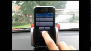 Bali GPS YouTube video