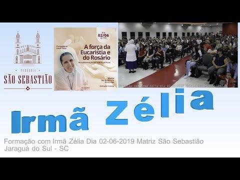 Formação com Irmã Zélia Dia 02-06-2019 Matriz