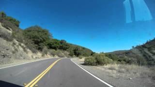 Technomadia Time Lapse Road Video: Calistoga to Davis, CA