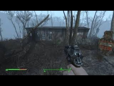 Fallout 4 - Episode 8 - Heading out to Waldens Pond
