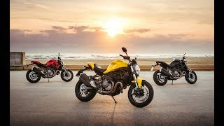 8. Ducati Monster 821 ปี 2018 - Motorcycle Review | Car of Know
