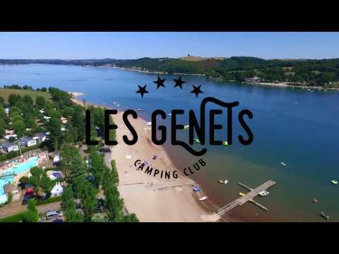 LES GENETS--SALLES CURAN