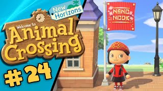 ANIMAL CROSSING: NEW HORIZONS | Terraforming! #24