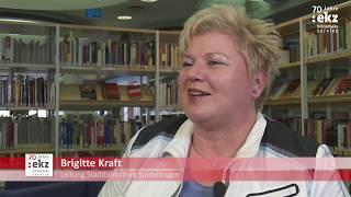 ekz: Bibliotheken ganzheitlich ausstatten