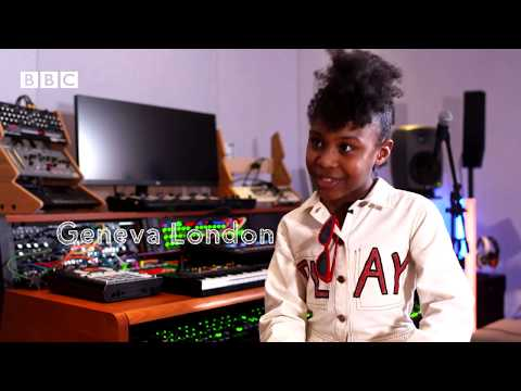 Our CBBC Series Ep.4 - Geneva London The Drummer Girl