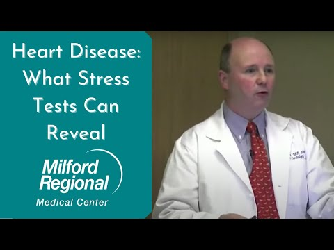 Stress Testing For Heart Disease (Dr.William Shine)