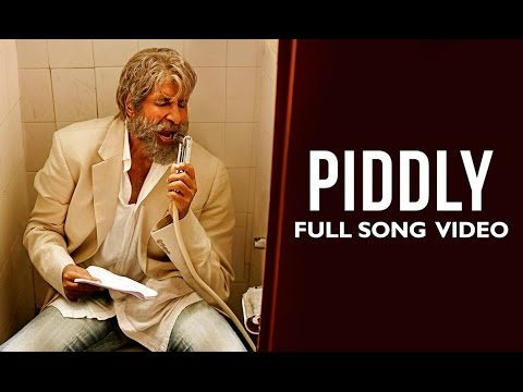 full song - Check out the first official song of SHAMITABH. It's time to take a Piddly Break! Set Piddly Si Baatein as your caller tune