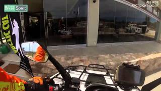 9. ΠΑΡΟΥΣΙΑΣΗ ARCTIC CAT 1000i XT ΚΑΙ 550i XT TRV 4X4 ATV - ΓΟΥΡΟΥ�ΕΣ