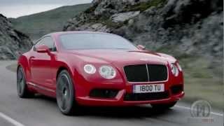Bentley Continental GT y GTC V8