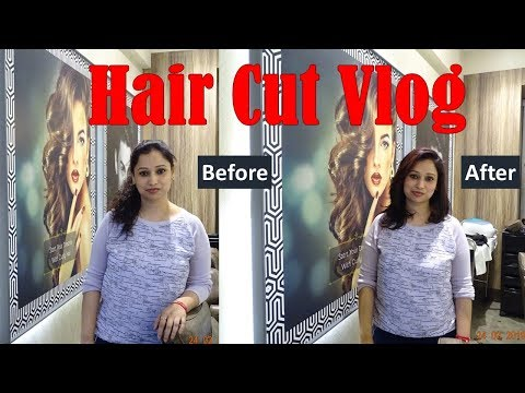 Short haircuts - My New Hair Cut Vlog  Long To Short Haircut Indian Women #hairstyles