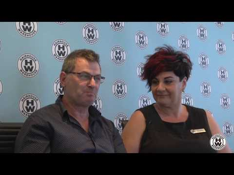 HW Franchisee Couple - Sophie & Tony