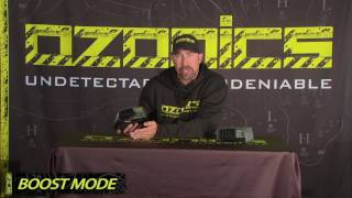 How To Use the Ozonics HR300 and HR200 Units | Ozonics Hunting