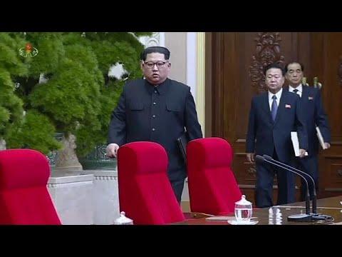 Positive Reaktionen: Erleichterung über Nordkoreas At ...