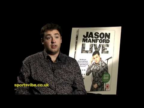 Jason Manford on Stand-up & Manchester City